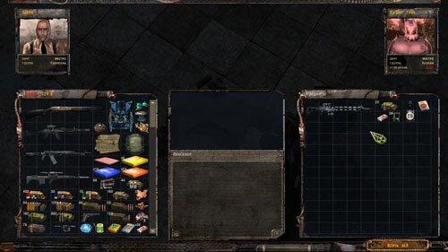В процессе прохождения сюжетной линии, игроку что только не встретится. К примеру киборг...