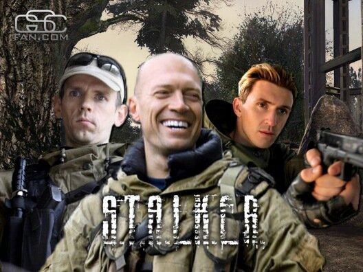 """Интервью с актёрами фильма """"S.T.A.L.K.E.R."""" Галины Бурлуцкой"""